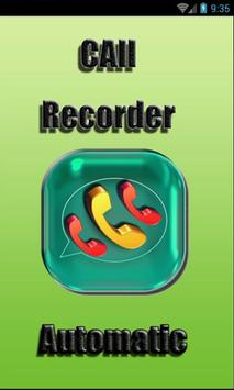 Auto Call Recorder screenshot 1