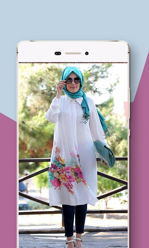 aab37fa63e8d3 ملابس بنات محجبات 2018 for Android - APK Download