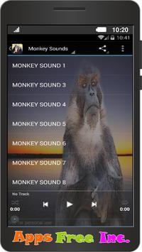 Monkey Sounds poster