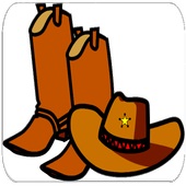 Wild west sounds icon