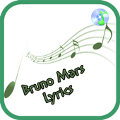 Bruno Mars Lyrics icon