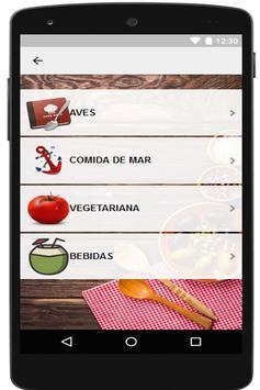 Recetas de comida saludable gratis screenshot 5
