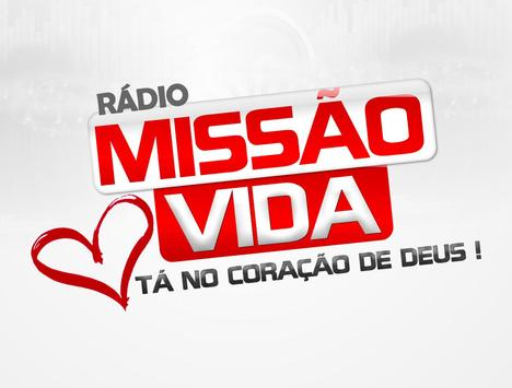 Rádio Missão Vida poster