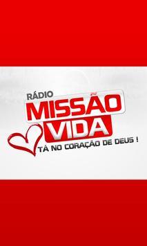 Rádio Missão Vida screenshot 1