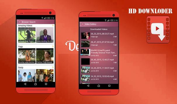Video Downloder HD screenshot 2