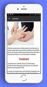 Treatments  the Diseases screenshot 1