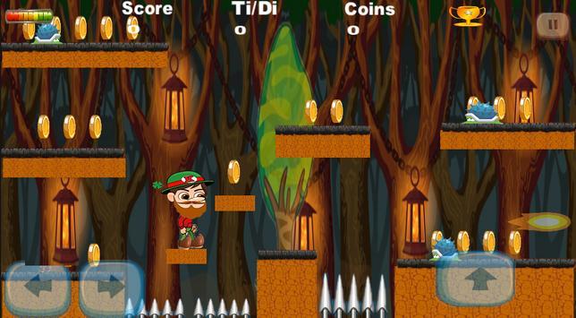 Jungle Adventure -Endless run screenshot 5