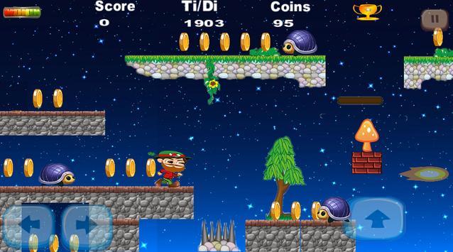 Jungle Adventure -Endless run screenshot 3