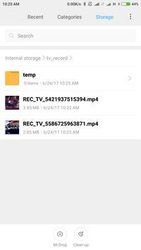 BD TV Recorder With Multi Broadcast apk screenshot