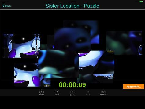Free:FNAF Sister Location Tip screenshot 4