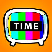 TV Clock icon