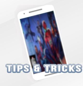 guide for Spider man unlimited apk screenshot