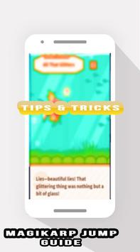 guide for Pokemon :Magikarp Jump guide poster