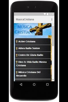 72294e7ee Música Cristiana Gratis poster Música Cristiana Gratis screenshot 1 ...