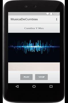 Musica De Cumbias Gratis screenshot 10