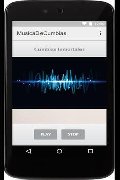 Musica De Cumbias Gratis screenshot 11