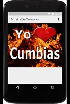 Musica De Cumbias Gratis screenshot 8