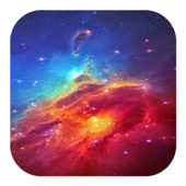 Nebula Wallpaper icon
