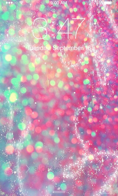 Pink Glitter Wallpaper For Android Apk Download