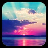Sunset Sky Wallpaper icon
