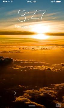Sunset Sky Wallpaper apk screenshot