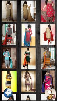Girls Shalwar Kameez Frames 2018 screenshot 1
