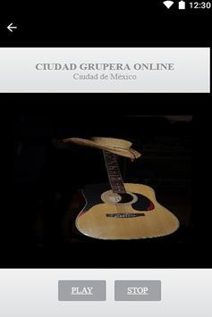 Musica Mexicana Gratis apk screenshot