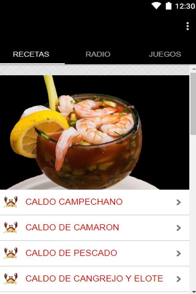 Mariscos Faciles Y Rapidos For Android Apk Download