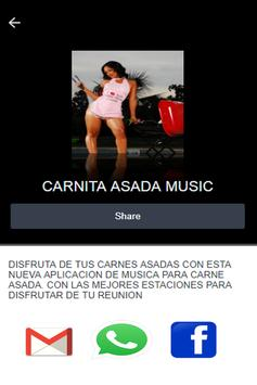 Carnita Asada Music Free screenshot 4