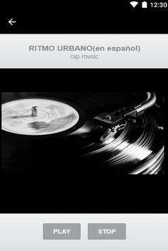Hip hop, rap radio gratis apk screenshot