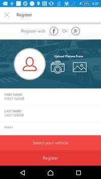 Taxi Karina screenshot 1