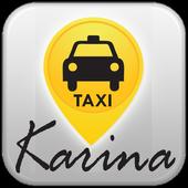 Taxi Karina Conductores icon