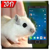 Mouse On Screen Scary Joke Prank- Mouse Run 2017 icon