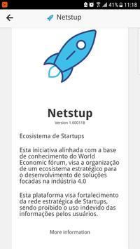 NestStup - Ecosistema de desenvolvimento poster