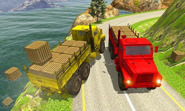 Indian Grand Real Truck Driver OffRoad Simulator apk screenshot