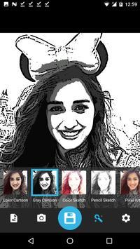 Cartoon Sketch Effects apk screenshot