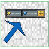 Cheat Pixel Gun 3D icon