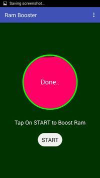 Ram Booster (2016) screenshot 3