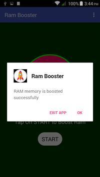 Ram Booster (2016) screenshot 4