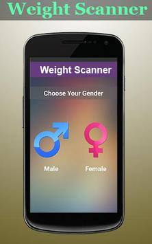 Weight Machine Scanner Prank apk screenshot