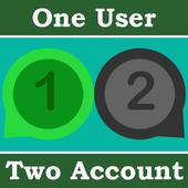 Dual WhatsSpy Messenger Prank icon