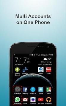Dual WhatsSpy Messenger Prank apk screenshot