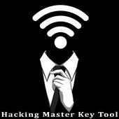 Hacking Master Key Prank icon