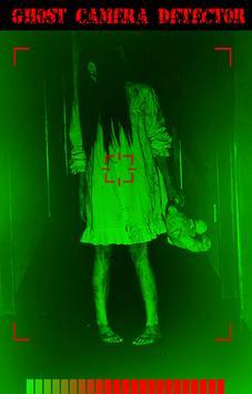 Ghost Detector Camera Prank poster