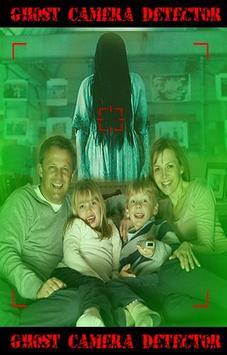 Ghost Detector Camera Prank apk screenshot