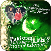 Pak Independence Day Frames 圖標