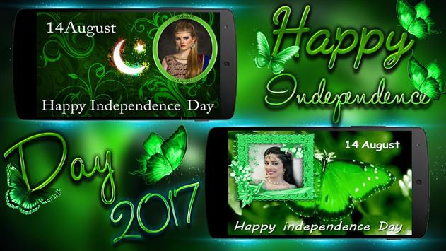 Pak Independence Day Frames 截圖 4