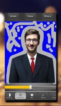 Passport Size Photo Maker capture d'écran 6