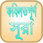 ফযিলতপূর্ণ সূরা  Sura icon