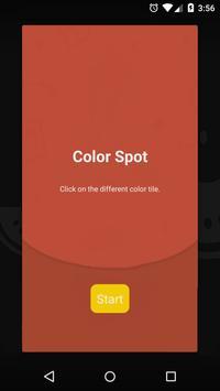 Color Spot poster